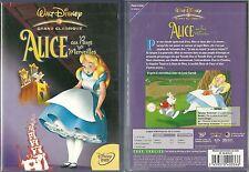 DVD - WALT DISNEY : ALICE AU PAYS DES MERVEILLES / COMME NEUF