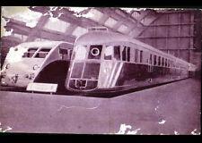 BRUXELLES (BELGIQUE) TRAIN RENAULT à l'EXPOSITION en 1935