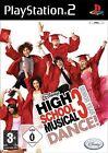 Disney Sing It - High School Musical 3 Dance für Sony Playstation 2 Ps2 Neu/Ovp