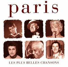Paris-les plus belles chansons (1994, vogue) aimable, Mick Micheyl, co [CD album]