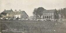 Hershey PA~Hershey Chocolate Co~Herd of Dairy Cows~Barns~1910 Candy Bar PC