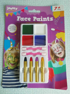 Jaunty partyware Face Paints Great Fun For parties