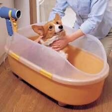 Iris Dog Bath Tub Washing Basin