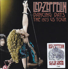 LED ZEPPELIN - DANCING DAYS THE 1973 US TOUR - 13CD BOX-SET N°86/300 - SEALED