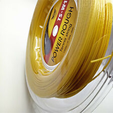 tennis string Gold reel ,quality same as the luxilon
