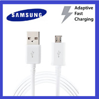 Micro USB Cable Charger Lead For Samsung Galaxy S7 Mobile Android Tablet Kindle