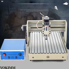 CNC ROUTER 3040T 3 ASSI MACCHINA PER INCISIONI USB Engraver & Graviergerät 400W
