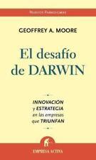 EL DESAFIO DE DARWIN (Nuevos Paradigmas) (Spanish Edition)-ExLibrary