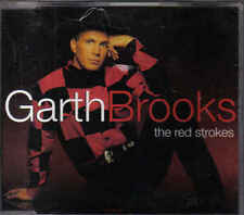 Garth Brooks-The Red Strokes cd maxi single