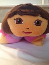 "Pillow Pets Pee-Wees 11"" Dora Explorer FREE SHIP child kid nap time toy plush"
