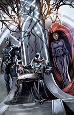 Inhumans Once & Future Kings #2 Djibril Morissette-Phan Venomized Variant Comic