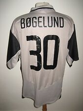 PSV Eindhoven BOGELUND away SIGNED football shirt soccer jersey voetbal size XXL