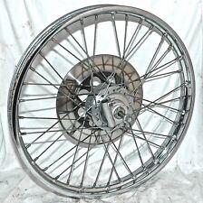 1978 Honda CB 125S Bike * ARAYA 1.4x18 FRONT RIM * Vintage Motorcycle Wheel Part