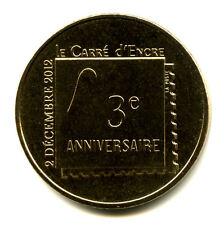 75009 Carré d'encre, 3 ans, 2013, Monnaie de Paris