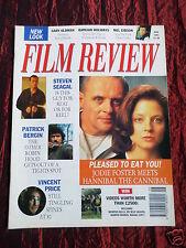 FILM REVIEW - JUNE 1991 - STEVEN SEGAL - GARY OLDMAN - PATRICK BERGIN