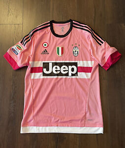 Juventus Pogba Player Match Issue Worn Jersey Shirt Maglia L Large 8