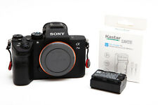 Sony Alpha A7 III A7III Mirrorless Digital Camera - Body Only - Beautiful!