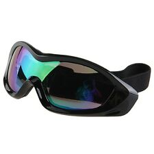 Motorcycle Motocross ATV Scooter Dirtbike Bicycle Riding Goggles Eyewear Glasses