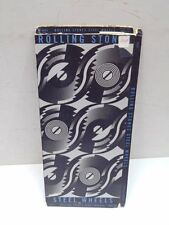 Hard To Find Rolling Stones Steel Wheels Longbox No Disc CD Box Original