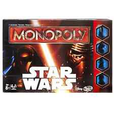 Hasbro Monopoly Star Wars The Force Awakens - NEW