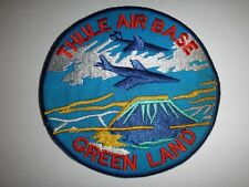 US Air Force Patch THULE Air Base PITUFFIK Airport GREENLAND