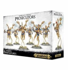 Prosecutors with Celestial Hammers Warhammer Age of Sigmar