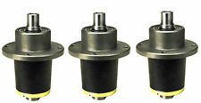 3 PK. BAD BOY (D7)CZT MODEL COMMERCIAL  SPINDLE ASSEMBLY 037-6015-00,037-6015-50