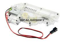 CYMA UZI Full Gearbox With Motor For CYMA CM022 CM023 M82 AEG (Transparent) CM01
