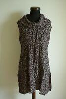 Masai Clothing Company Sommer Blumen Kleid Dress Gr.M