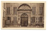 aix-en-provence porte de l'ancien palais archièpiscopal