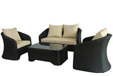 Garten-Tische & Bank-Sets aus Aluminium mit bis 4 Sitzplätzen