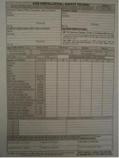 Cojín de gas 50 formas de instalación/registro de seguridad-Paquete de 2