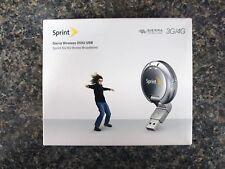 Sprint Sierra Wireless 250U USB 3G/4G Mobile Broadband Factory Sealed SW250U3G4G