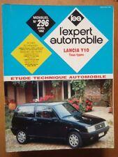 Revue Technique Automobile pour LANCIA Y 10 (Y10) Fire - Touring - Turbo - LX