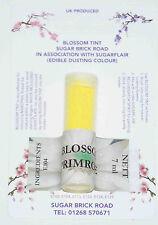 Sugarflair Primrose Blossom Tinta In Polvere, 7ml, Commestibile Per Cibo Colore Polvere