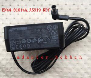 Original Samsung HW-S60T HW-Q800T Soundbar BN44-01014A,A5919_RDY AC Adapter&Cord