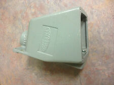 BB601W Hubbell Back Box for 60A Receptacle 1 1/4 Inch Hub