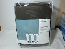 New West Point Home Martex Microfiber Fleece King Blanket - 108x90 Chocolate Nip