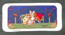 """"""" DESSUS BOITE DRAGEES BOISLIVEAU LA ROCHE/YON """" SCENE AVEC ENFANTS 1925"""