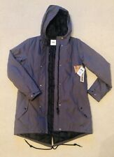Women's Vans Off the Wall Addison MTE Parka Jacket XS NWT Hoodie Rare Sold Out