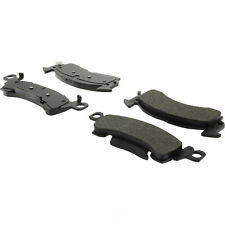 Centric 300.07170 Semi Metallic Brake Pads w Shims for Kit Set Braking rx