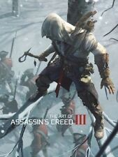 The Art Of Assassin's Creed III [Hardcover, Art Book, 144 Pages] NEW