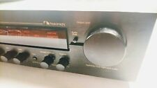 Nakamichi RE-2  AM/FM Stereo Receiver Working