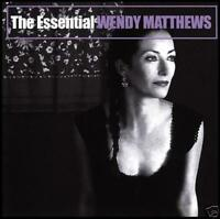 Wendy Matthews - The Essential [New & Sealed] CD