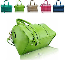 Top Patent Barrel Shoulder Bag Designer Bowler Women College Cross Body Handbags