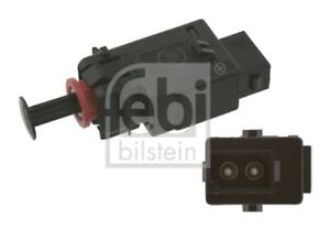 Brake Light Switch fits BMW 520 E28, E34 2.0 LHD Only 81 to 96 61311368786 Febi