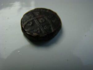 ISLAMIC BRONZE COIN