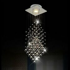 Lighting Modern Chandelier Crystal Ball Fixture Pendant Home Ceiling Lamp Light