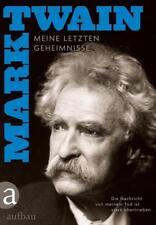 Die Nachricht von meinem Tod ist stark übertrieben von Mark Twain (2017, Gebundene Ausgabe)