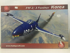 HOBBY CRAFT, F9F-2/-3 Panther Korea, SCALE 1:48, PLASTIC PLANE, HC1421